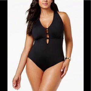 Lauren Ralph Lauren one piece swimsuit